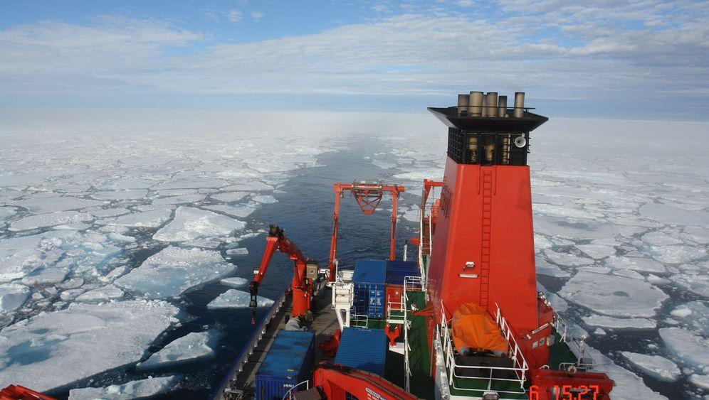 Klimaforschung: Wärmerekord zwischen Grönland und Spitzbergen