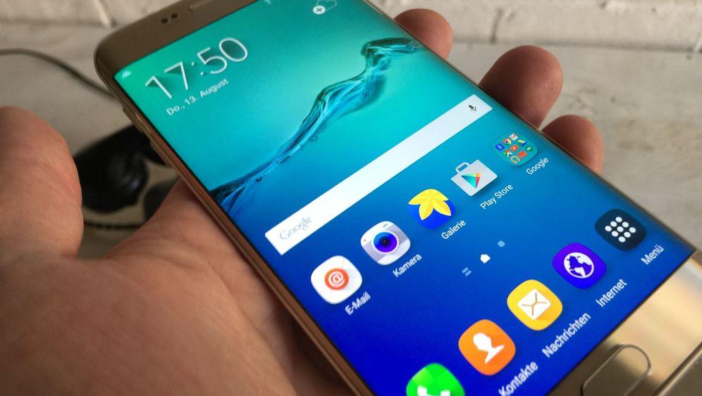 Neues Top-Smartphone: Das ist Samsungs Galaxy S6 edge+