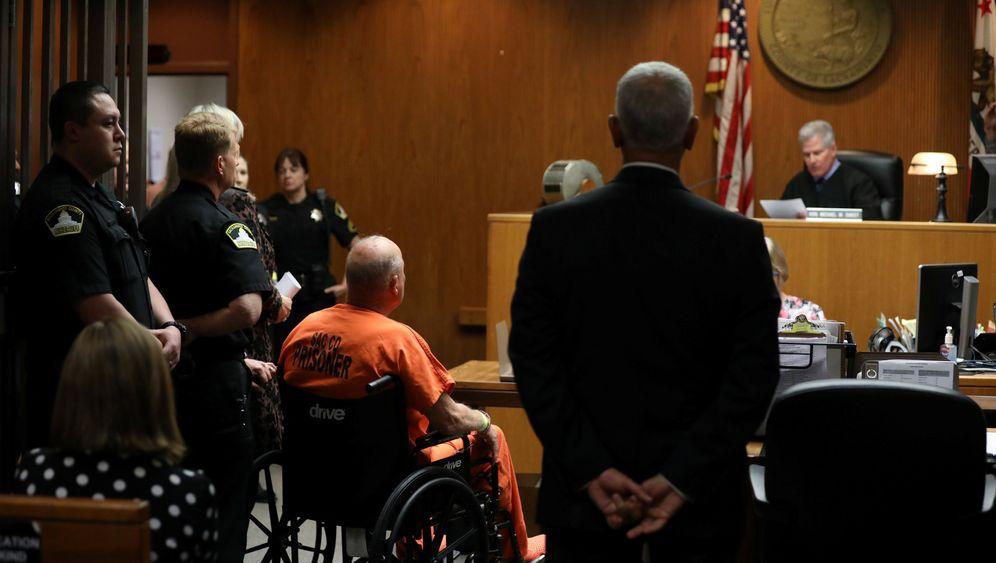 """""""Golden State Killer"""": Erster Termin vor dem Richter"""