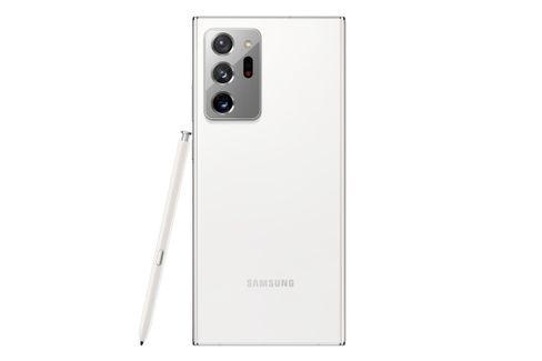 Wie bei allen Galaxy-Note-Smartphones ist auch beim Note 20 Ultra der S-Pen ein wichtiger Teil des Gesamtpakets