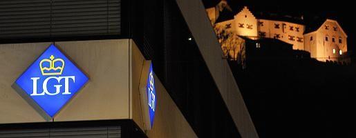 LGT-Bank, Fürstenschloss in Liechtenstein: Millionenvermögen entdeckt