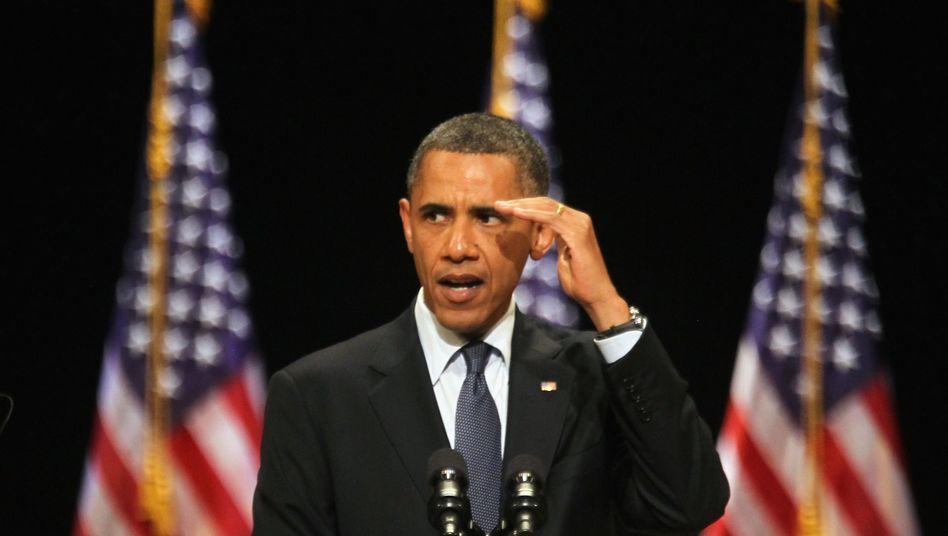 Barack Obama: Falsche Transparenz des US-Präsidenten