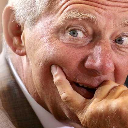 Innenminister Schäuble: Sein Ministerium hält den Bundestrojaner für spähbereit