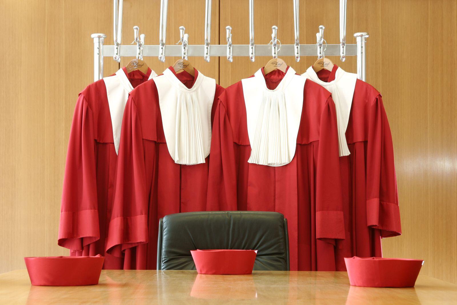 Bundesverfassungsgericht und die Arbeitswelt der Roten Roben