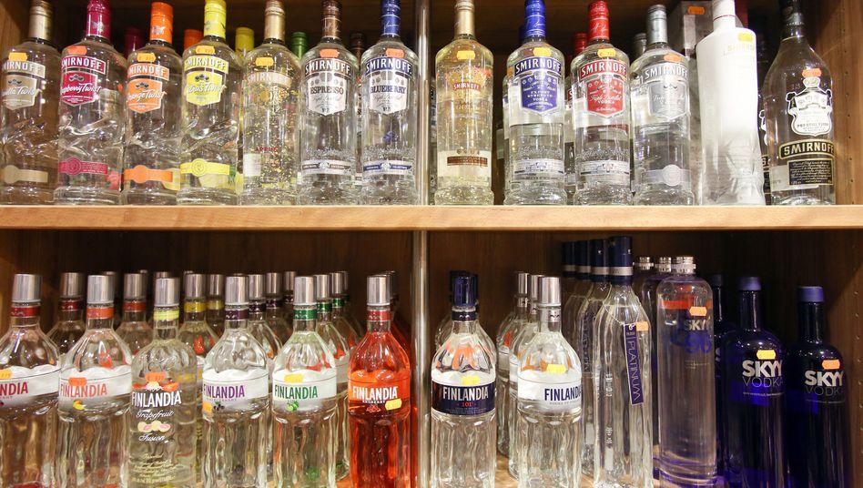 Alkohol: Im Vergleich zu anderen europäischen Ländern sterben in Ungarn die meisten Menschen an den Folgen von Alkohol