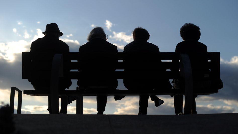 Senioren in Italien: Schüler klagen doppelt so häufig über Altersdiskriminierung wie Rentner