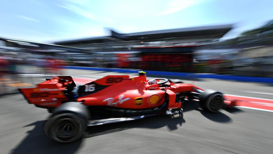 Bugdetlimit In Der Formel 1 Wie Ferrari Die Zukunft Der Sportart Gefährdet Der Spiegel