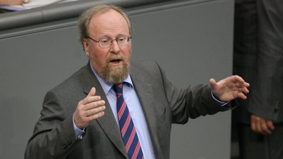 Bundestagsvize Thierse: Attacke gegen Zugezogene aus Schwaben