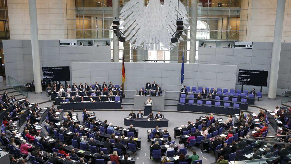 So gesehen: Mehr Bundestag wagen!