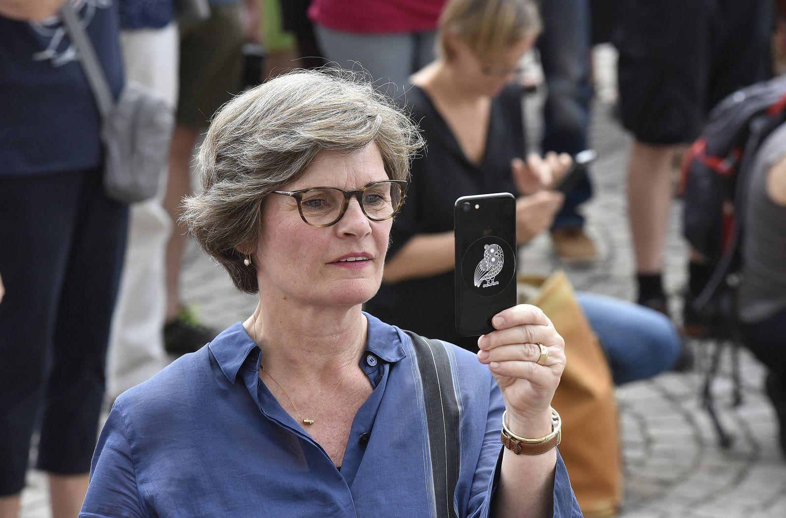 EINMALIGE VERWENDUNG Annette Kulenkampff