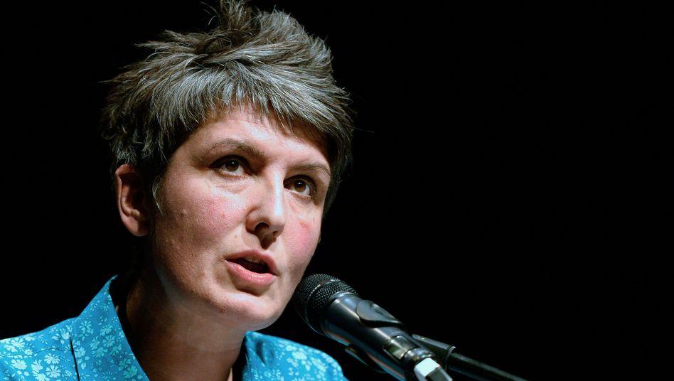 """Wechsel nach Washington: Ines Pohl, bisher """"taz""""-Chefredakteurin"""