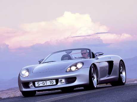 Porsches künftiges Topmodell