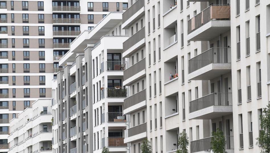 Mehrfamilienhäuser in Frankfurt am Main