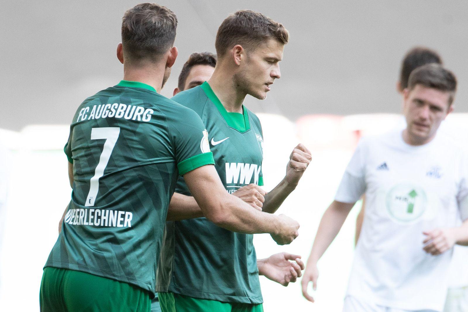 Eintracht Celle - FC Augsburg