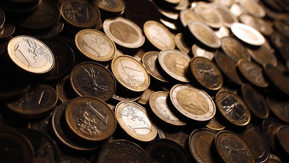 Euro-Münzen: Altersvorsorge lohnt sich kaum mehr