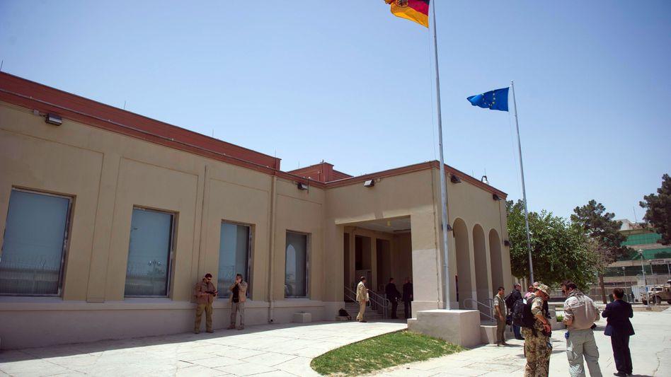 Generalkonsulat in Masar-i-Scharif (Juni 2013)