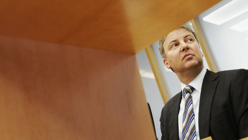 Oliver Brüstle im Bundesgerichtshof (2009): Teilerfolg für den Bonner Neurobiologen