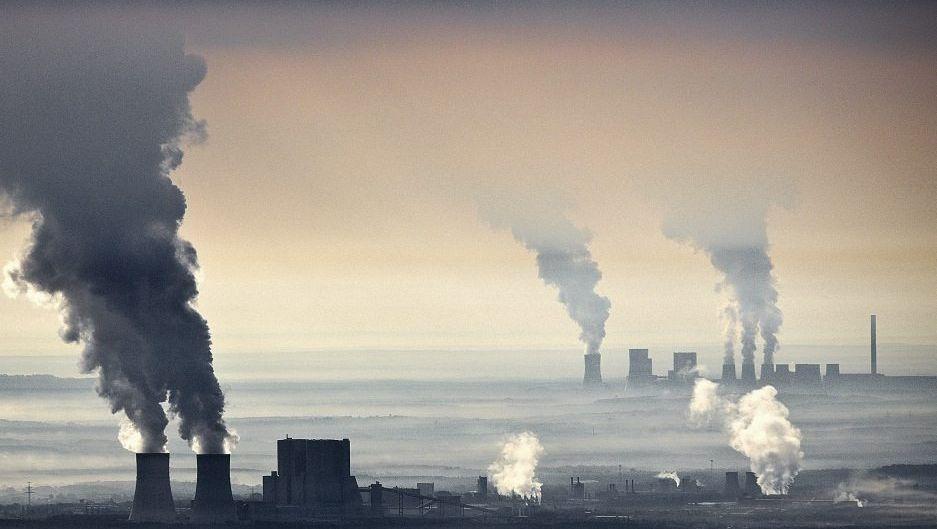 Braunkohlekraftwerke in Ostdeutschland