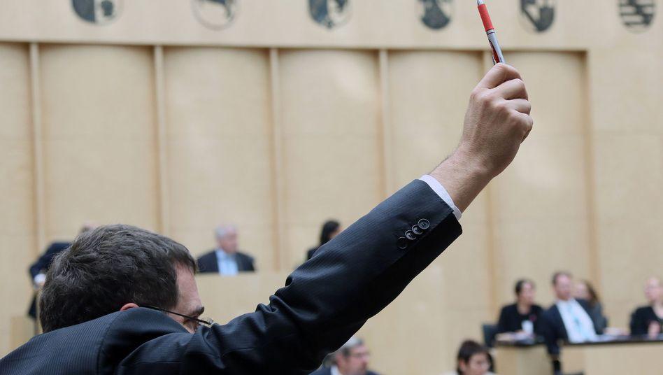 Abstimmung im Bundesrat: Mehr für Frauenquote
