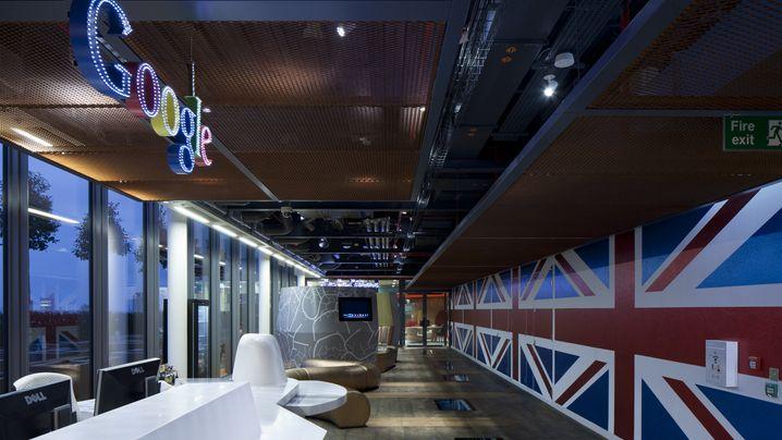 Google London: Die wunderbare Welt der Suchmaschinisten