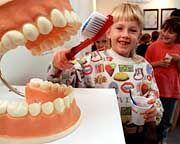 Vorbeugung: Zähneputzen entreißt Mundbakterien ihrer gewohnten Umgebung