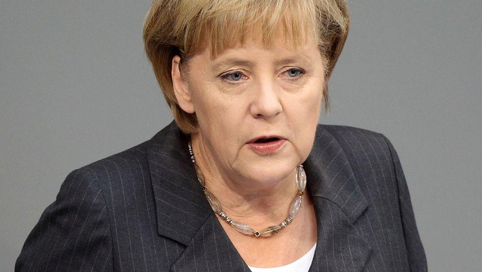 Bundeskanzlerin Merkel: Nicht islamkritisch geäußert