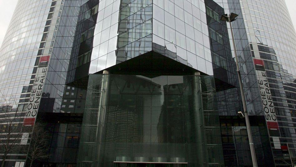Société Générale: Gebühren kassiert für Flop-Investment