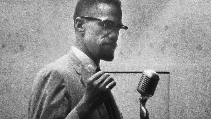 """""""Ich bin ein toter Mann"""": Malcolm X ahnte früh, das ihm nach dem Leben getrachtet wurde"""