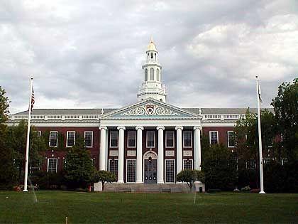 Uni Harvard: Die Reichste von allen