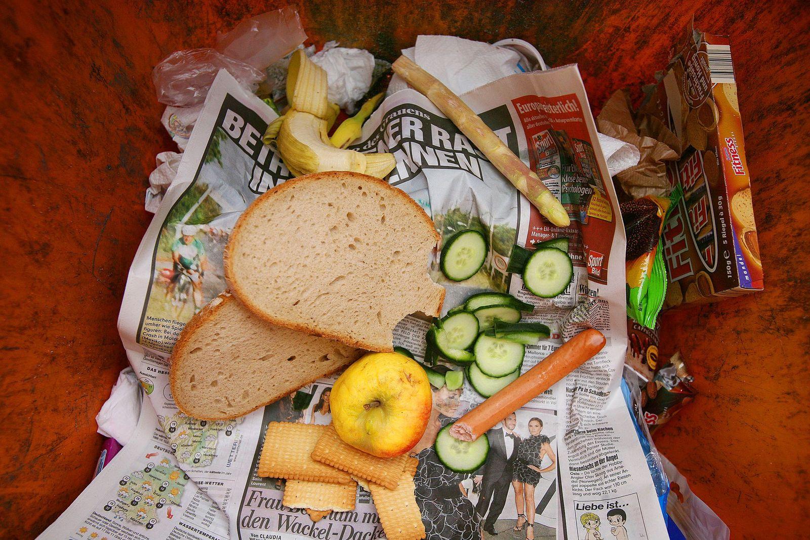 Müll / Lebensmittel