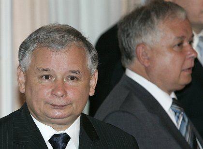 Noch-Ministerpräsident von Polen: Jaroslaw Kaczynski