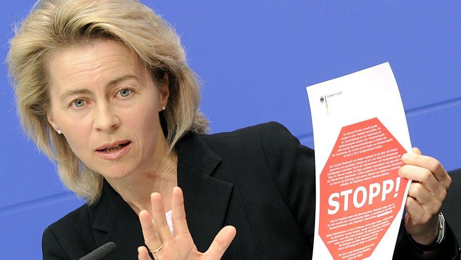 Ursula von der Leyen, 2009: Das Talent, Gegner zu Höchstleistungen anzuspornen
