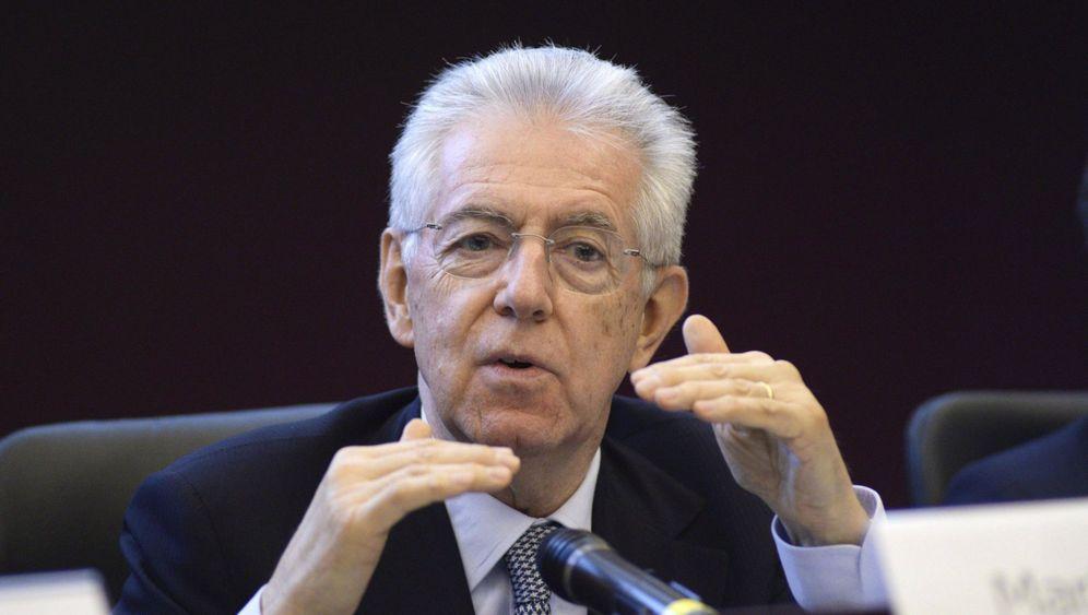 Widerstand gegen Reformen: Italien bremst Monti aus