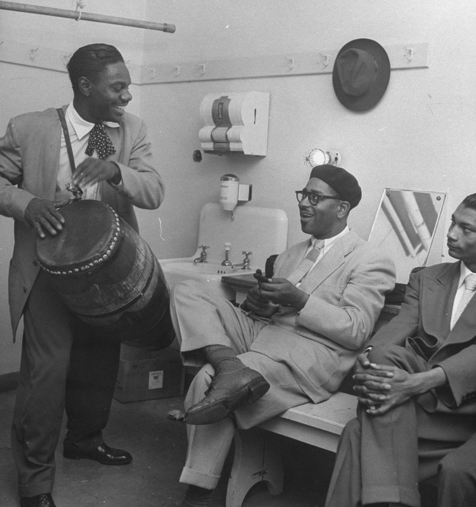 Dizzy Gillespie And Chano Pozo