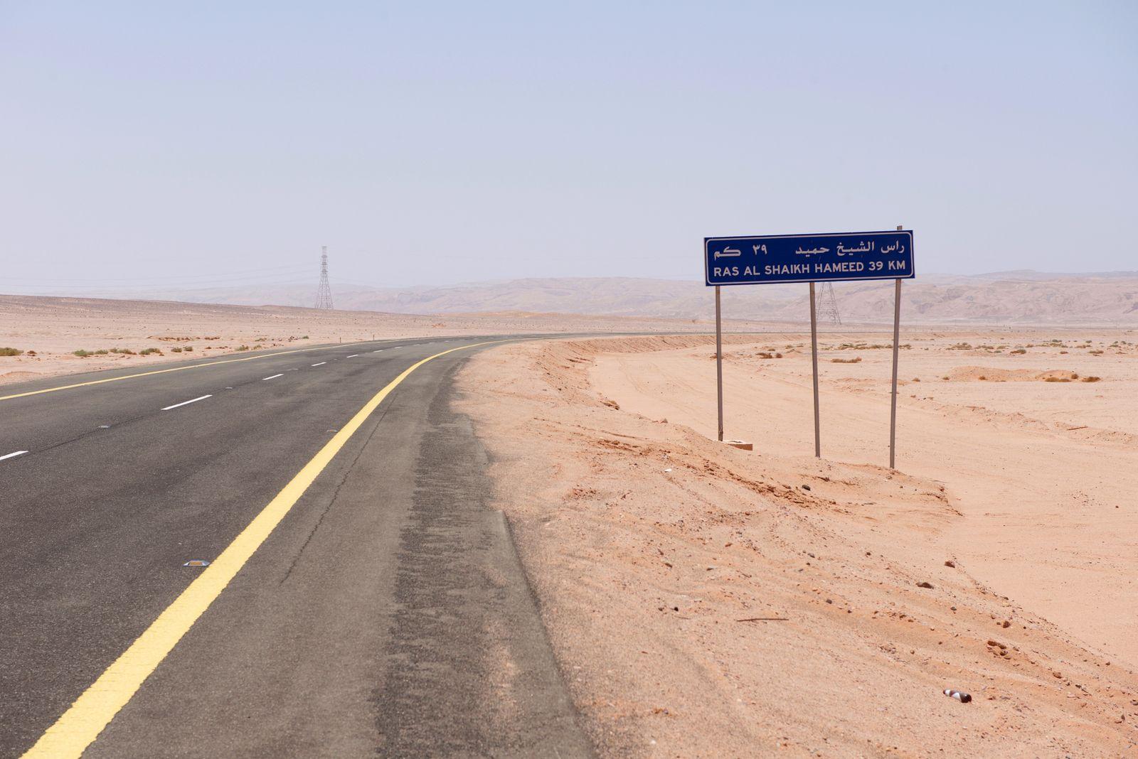 Saudi Arabia's Sci-Fi City In The Desert