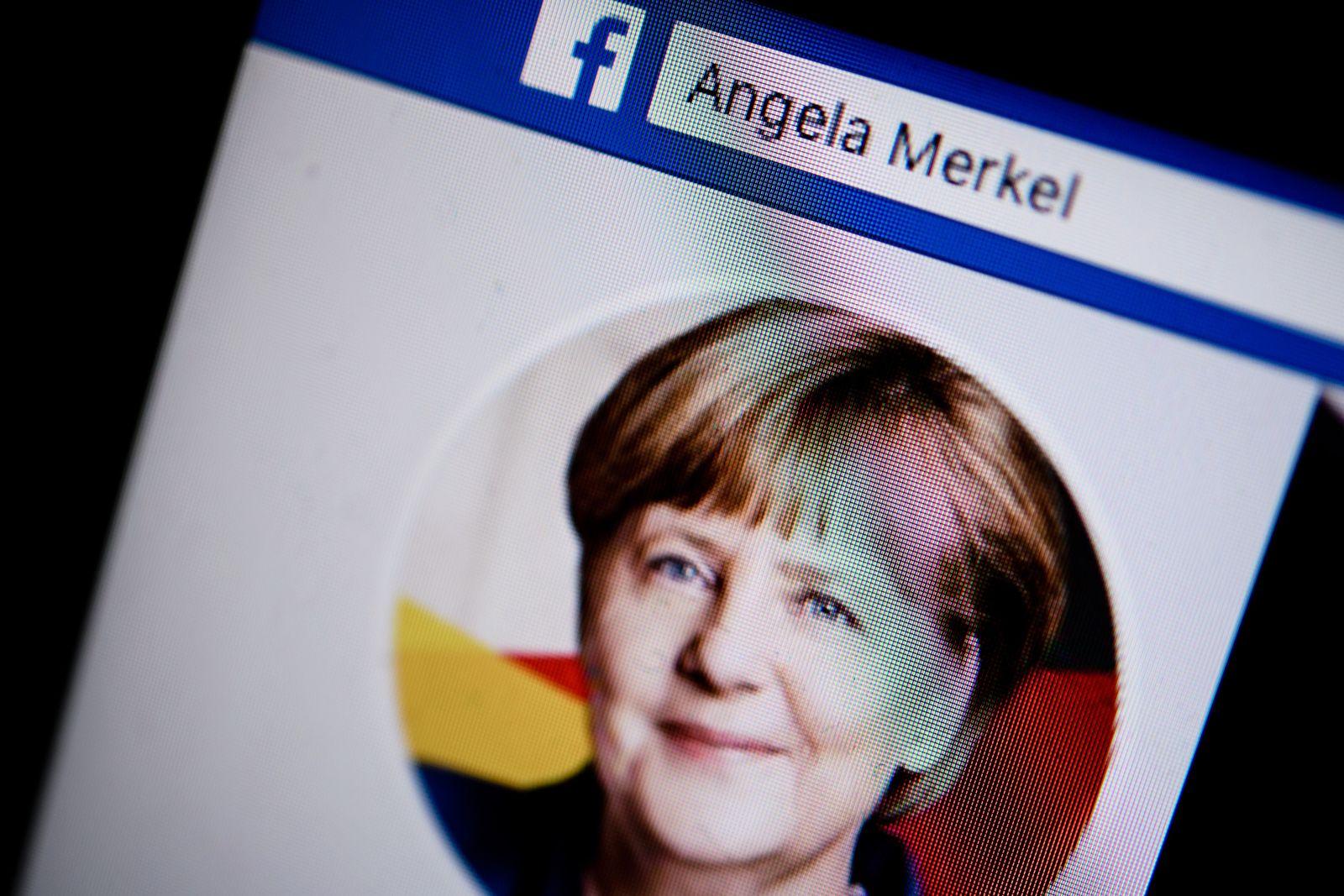 Facebook/ Angela Merkel