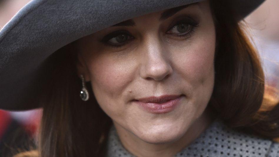 Herzogin Kate (Archivbild): »Noch eine Schippe drauflegen«