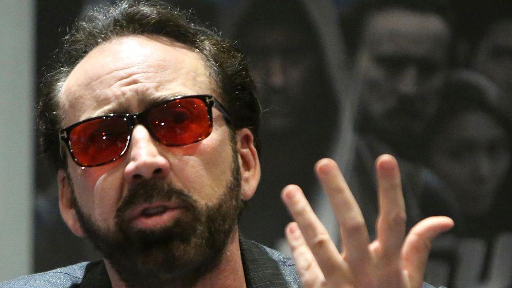 Nicolas Cage bleibt zu Hause: Keine Bars, nur noch das Aquarium