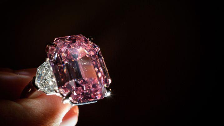 Kostbare Edelsteine: Die teuersten Diamanten der Welt