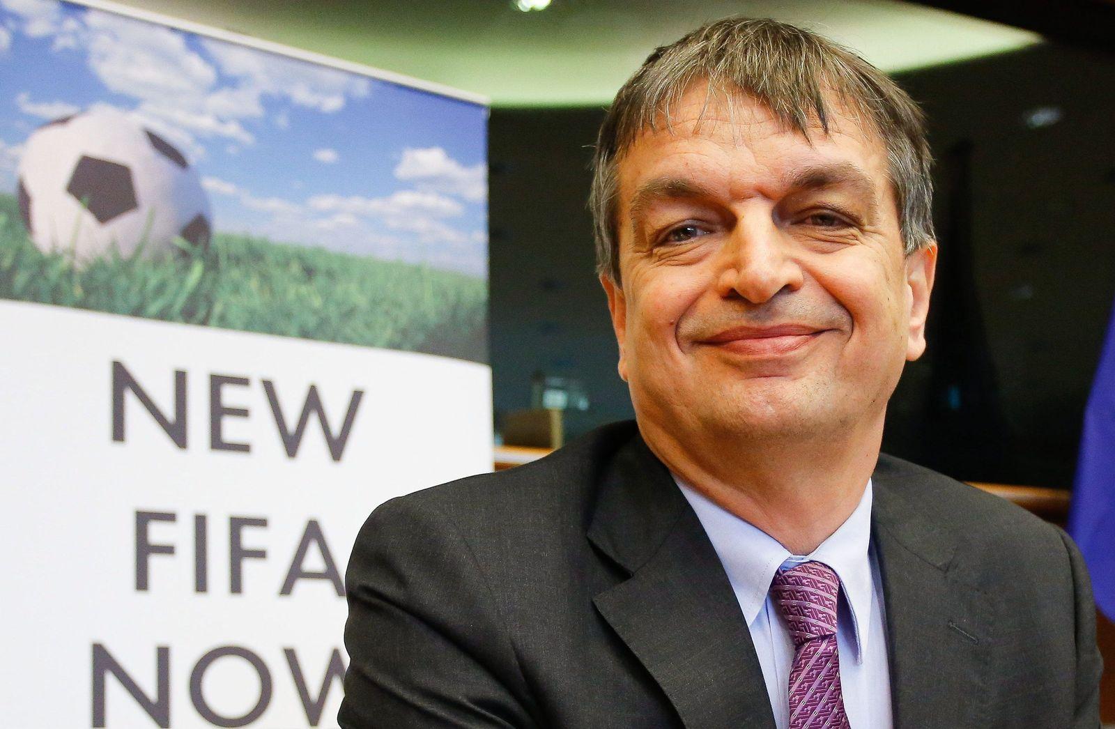FIFA coalition meeting at the European Parliament