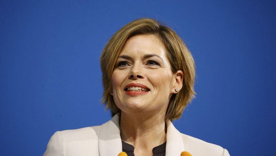 "CDU-Landeschefin Klöckner: ""Skandalöse Einflussnahme"""