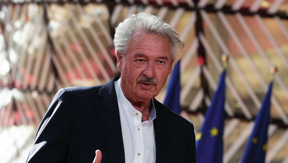"""Minister Asselborn: """"Vor mir kommen nur noch der Turkmene und Sergej Lawrow"""""""
