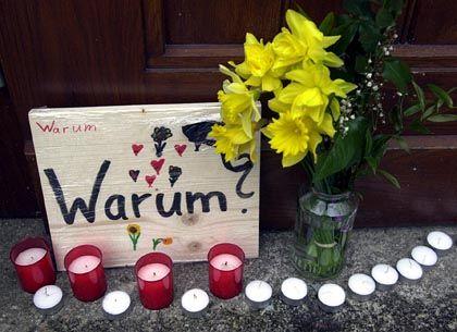 Das Trauma nie überwunden: Gedenken an die Opfer von Erfurt