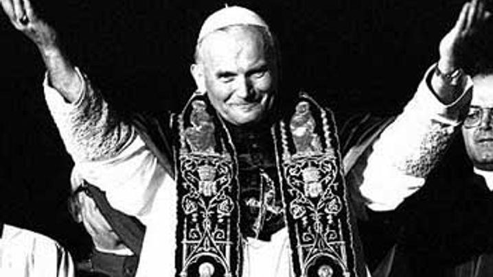 Papst Johannes Paul II.: Der Marathonmann Gottes