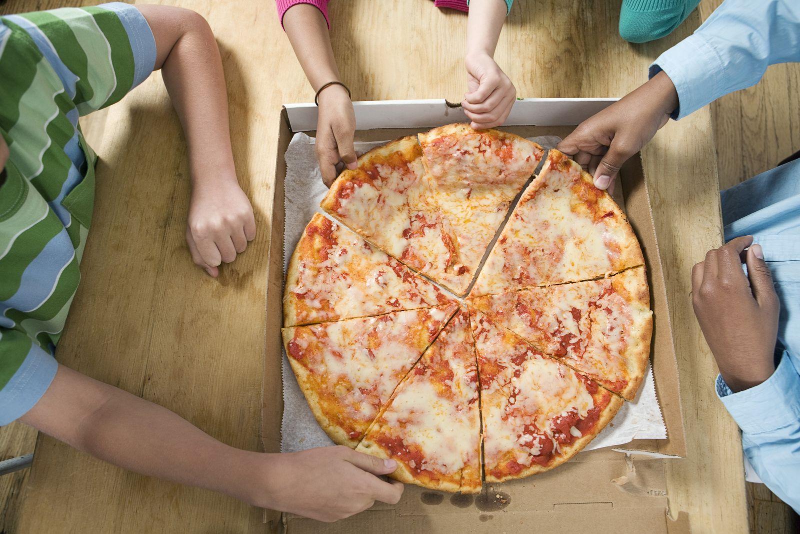 NICHT MEHR VERWENDEN! - Pizza/ Fett