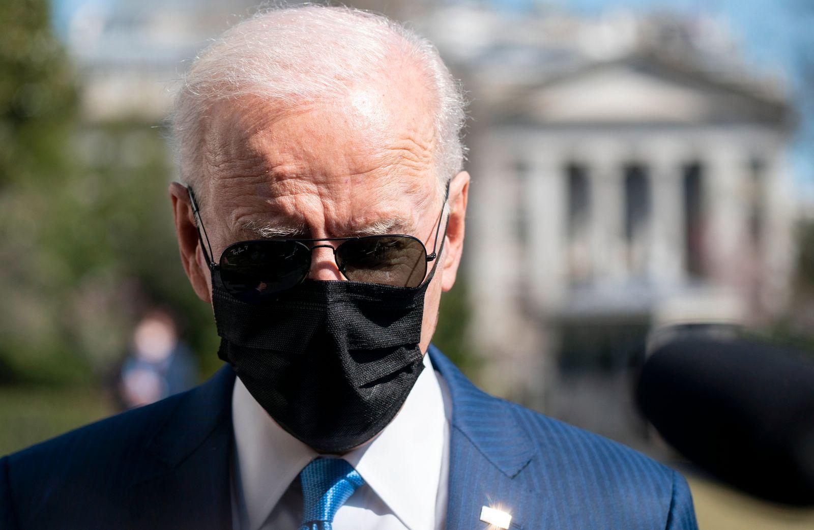 US President Biden Departs to Delaware