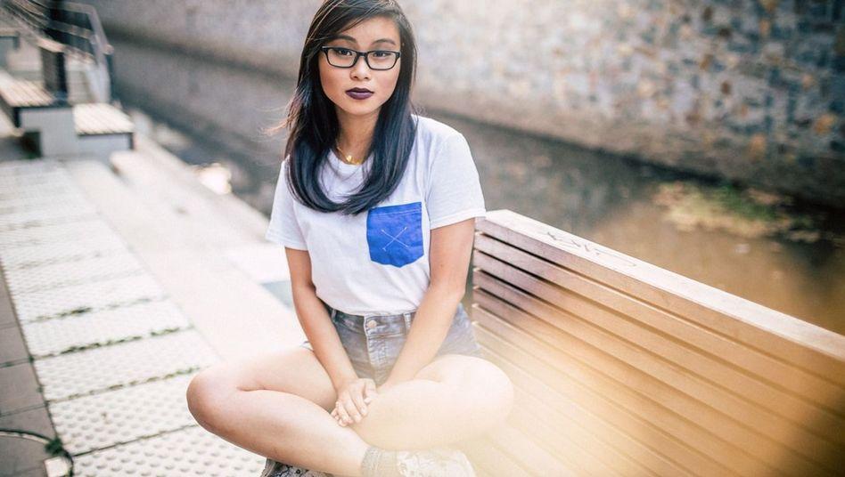 Bloggerin Nhi Le