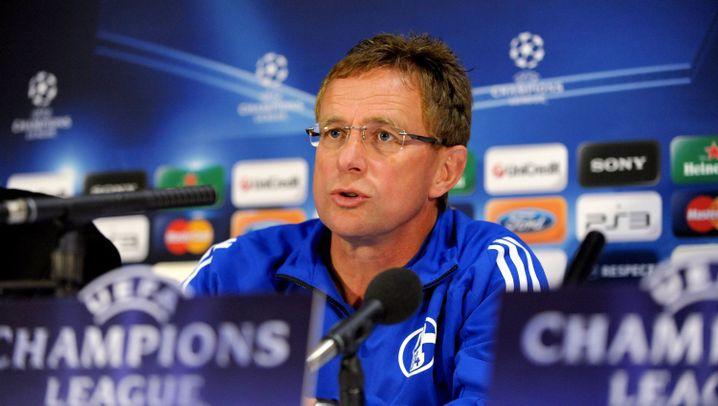 Manchester vs. Schalke: Rangnick hofft, Ferguson schont