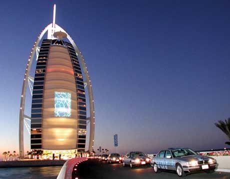 """Boomstaat Dubai: Religiöse Gründe sprechen dafür, dass die """"islamische"""" Währung schnell akzeptiert wird"""
