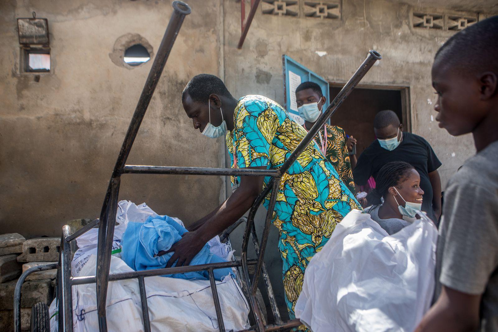 BENIN-HEALTH-VIRUS-MALARIA